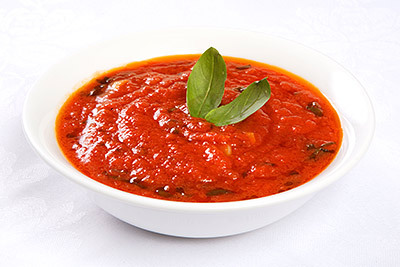 Smörkokta tomat