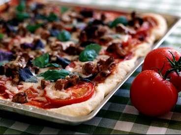 Chefens pizza
