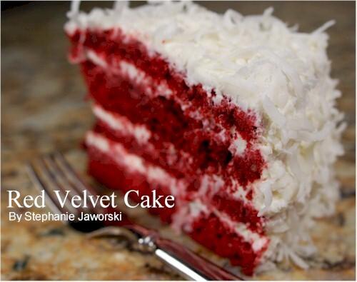 Red Velvet Cake..