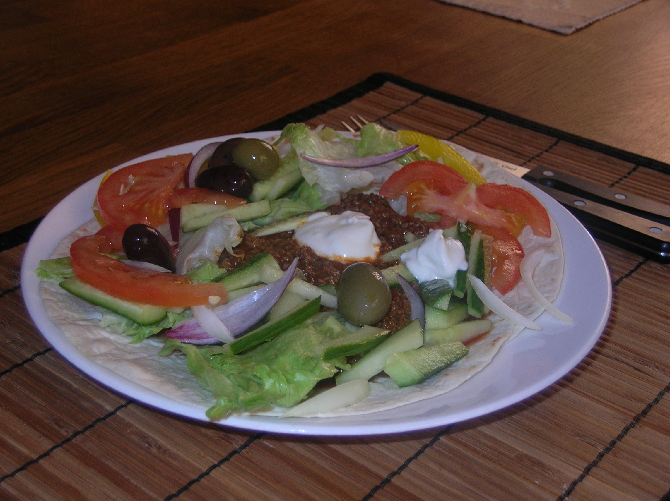 fräsch lunch
