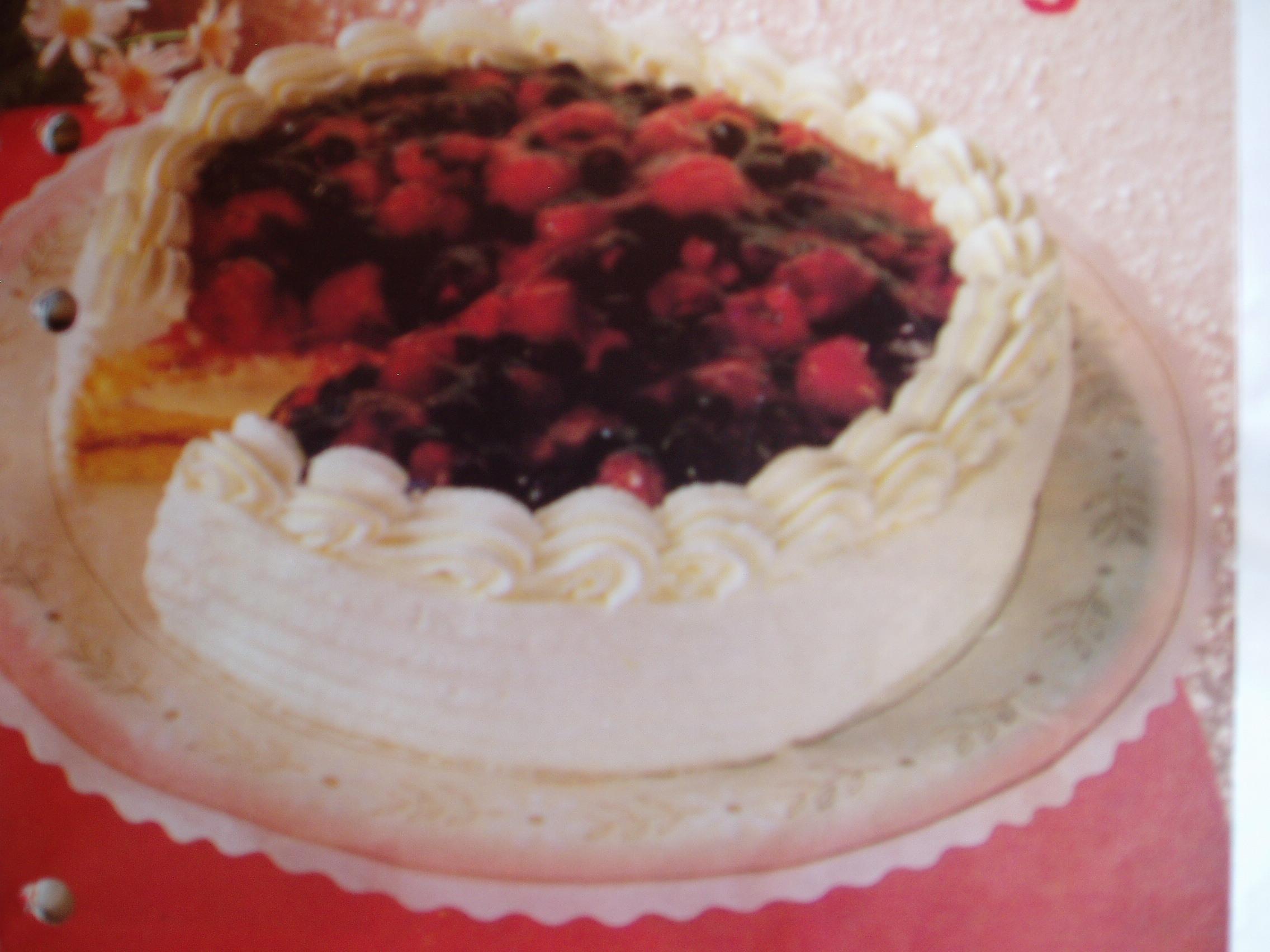 drottningtårta