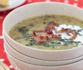 potatis purjo soppa