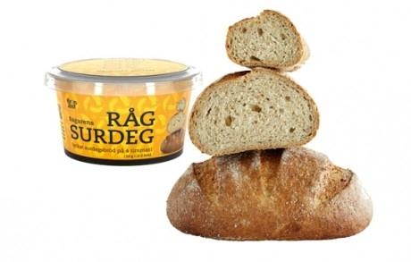 råg sikt bröd