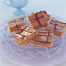 nougatrutor choklad