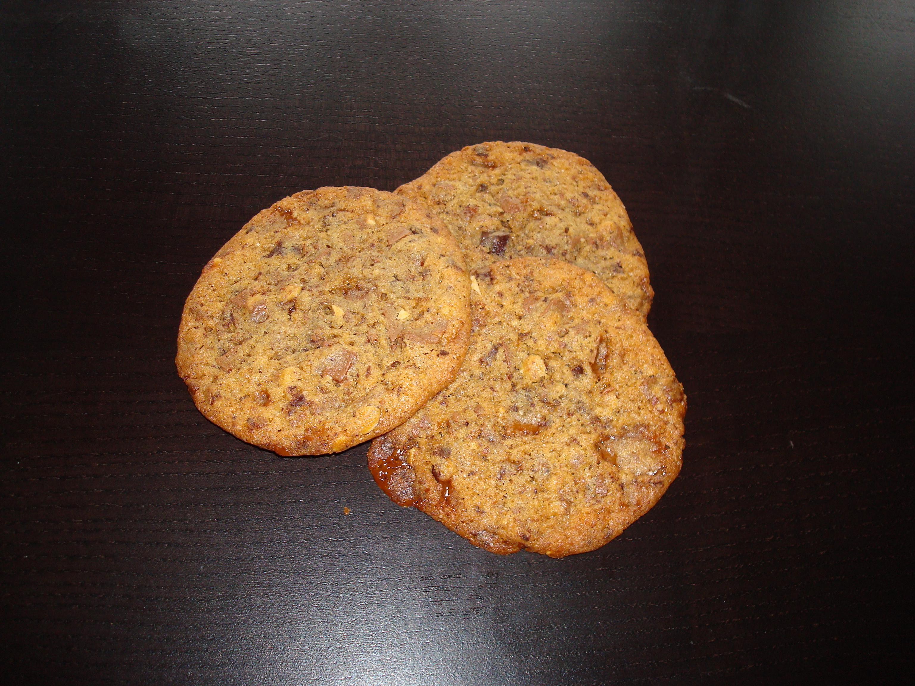Marabou cookies