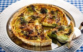 Broccoli- och p