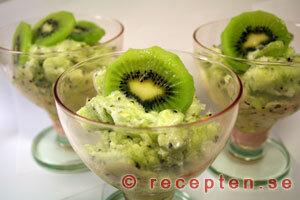 kiwi glass