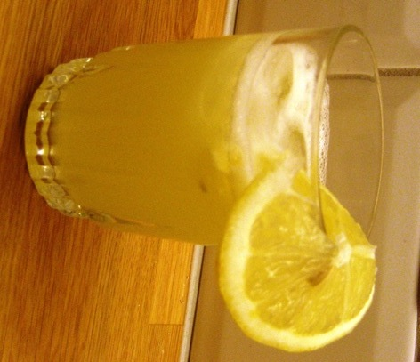 Sockerfri citro