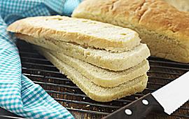 Bröd till smörg..