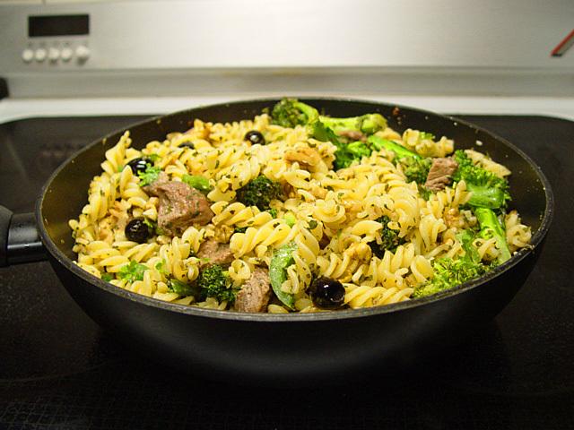 wok oxfilé