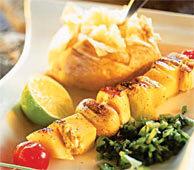 fisk grillspett