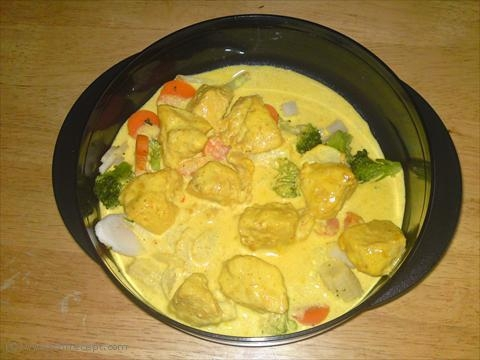 Currykyckling L..