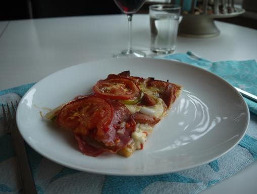 stark pizzasås