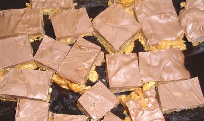 Härlig snickers