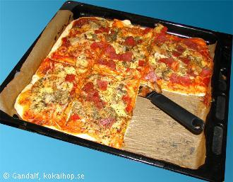 Pizza Funghi é