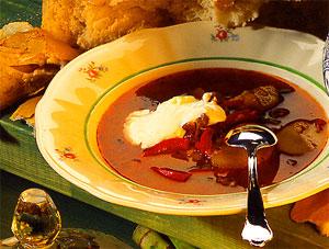 kött och potatissoppa