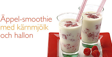 �ppelsmoothie m