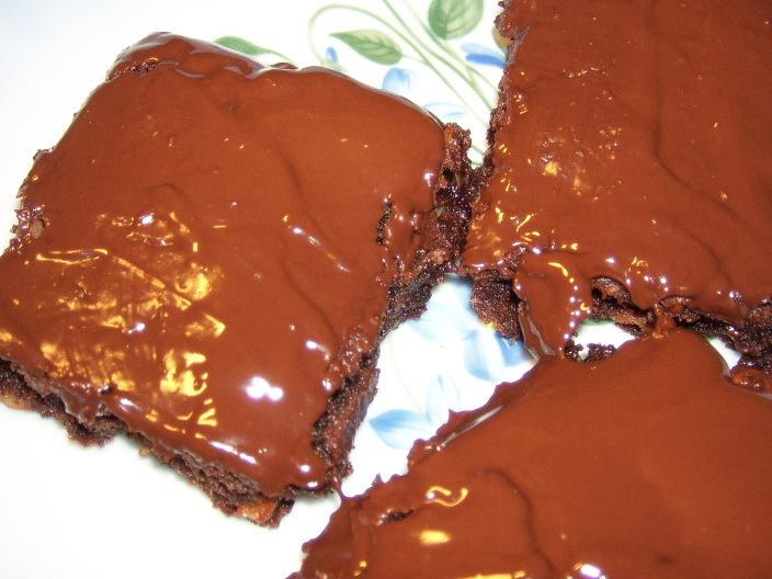 chokladkaka utan blockchoklad