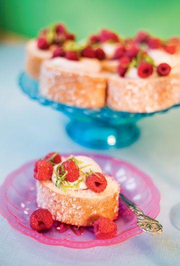 limerulltårta