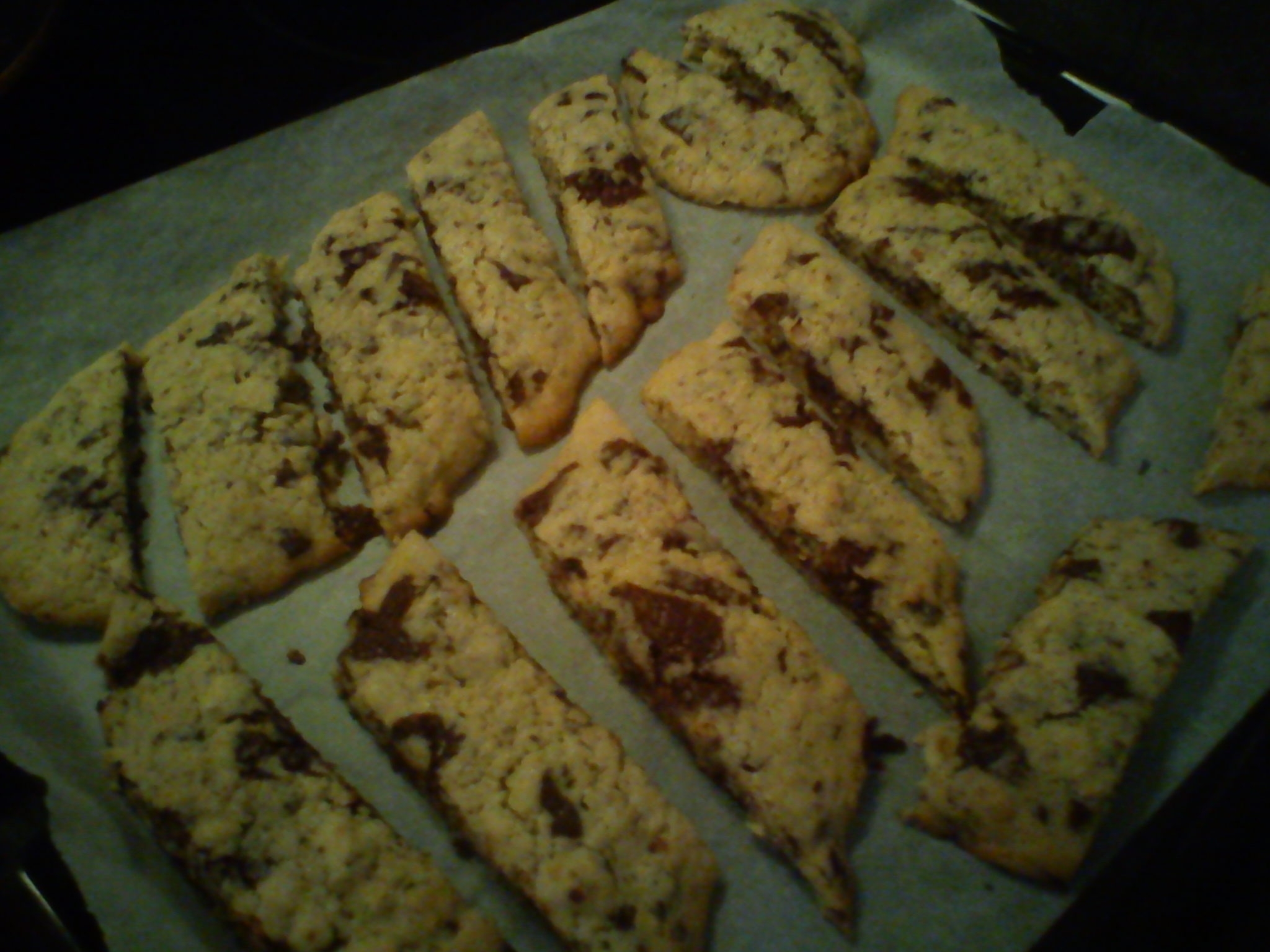 Biscotti med ch..