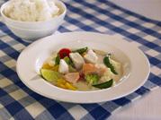 Asiatisk fiskgr..