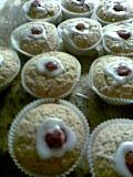 runebergstårta muffins