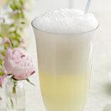 citronsorbet med vodka