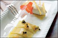 Mango med mj�lk