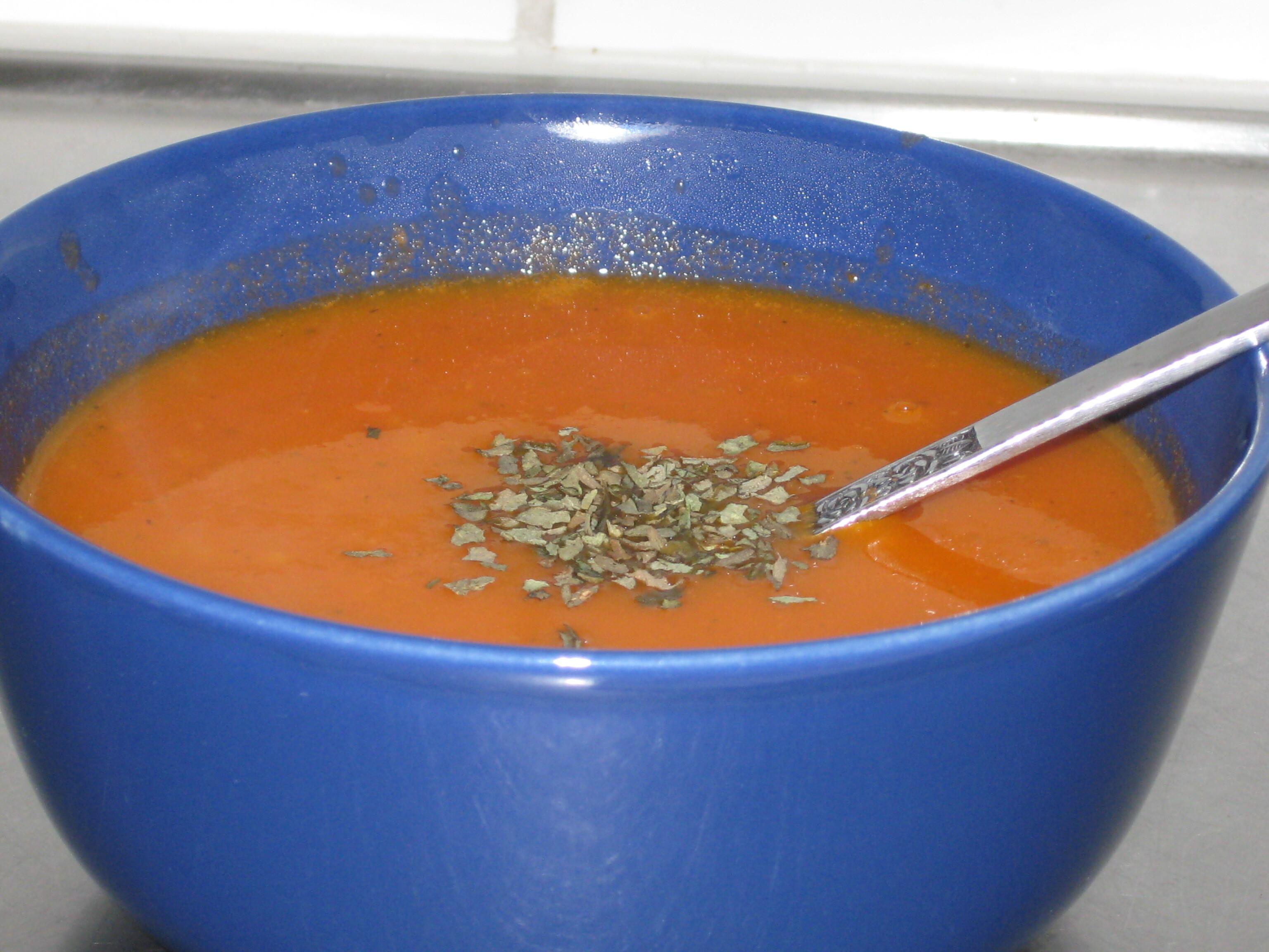 Italiensk soppa..