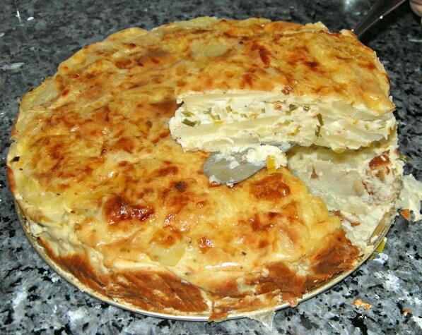Potatischeesecake