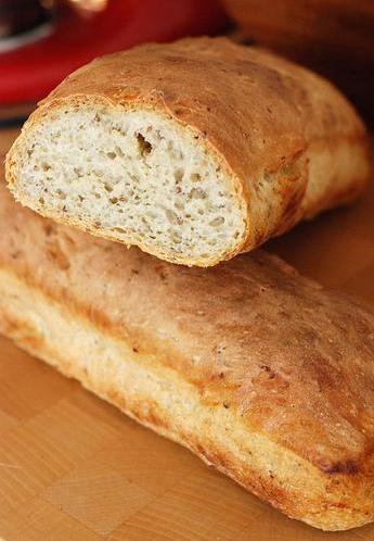 brytbröd med rågsikt