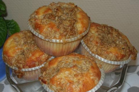 Nyttig muffins ..