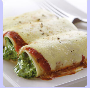 Cannelloni med ..