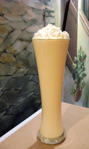 Milkshake med j..