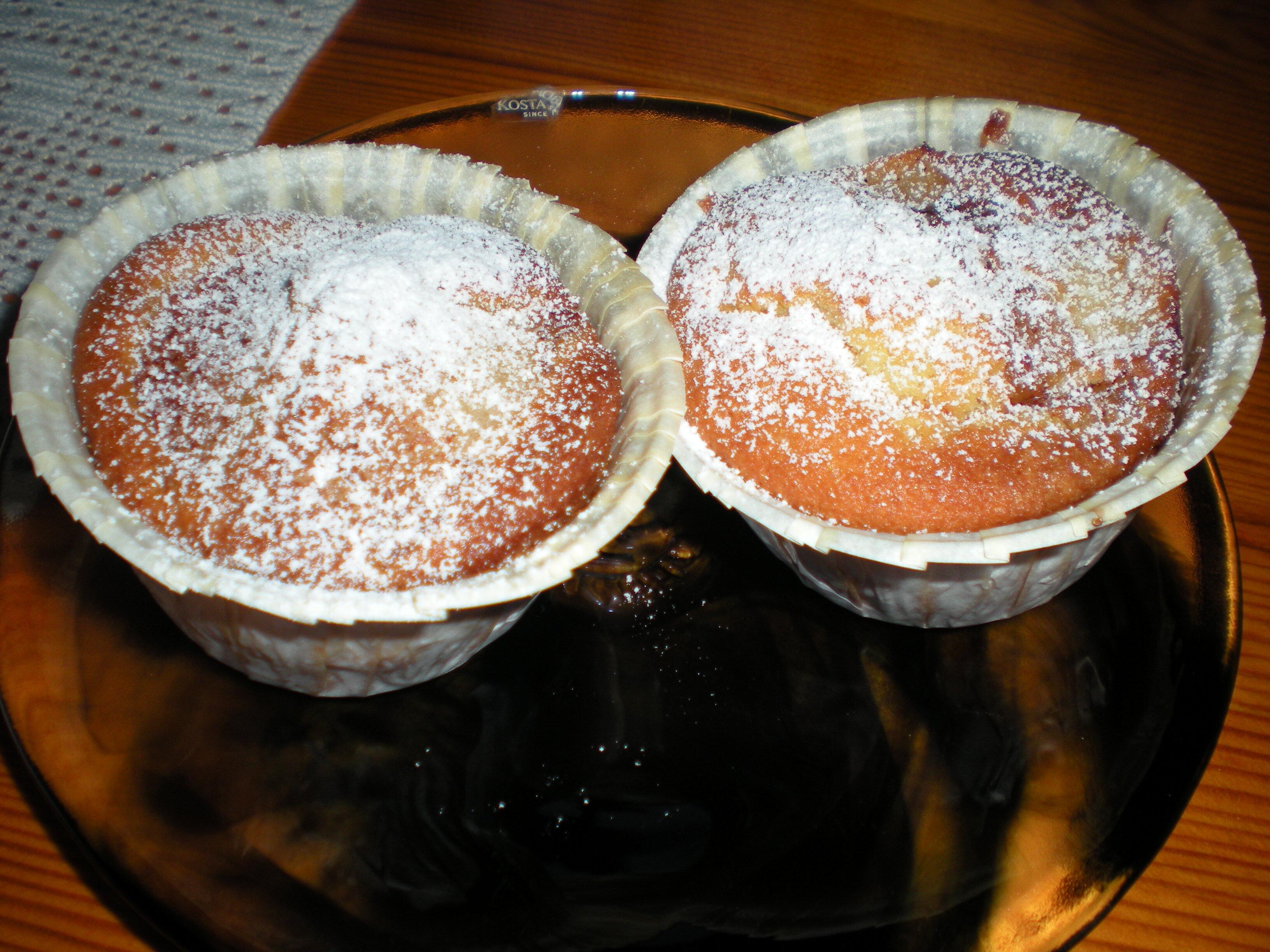 lingon dessert