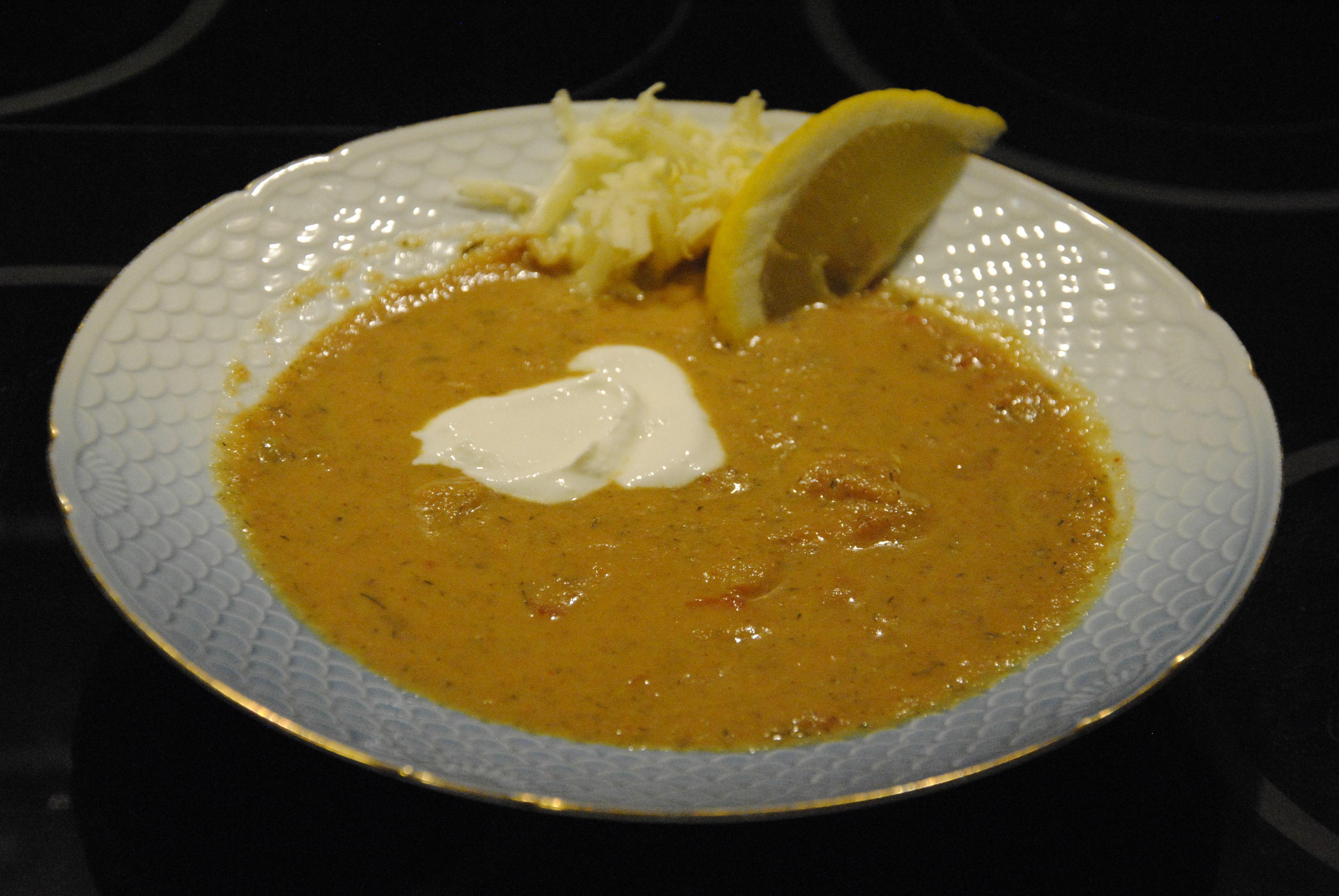 squash soppa