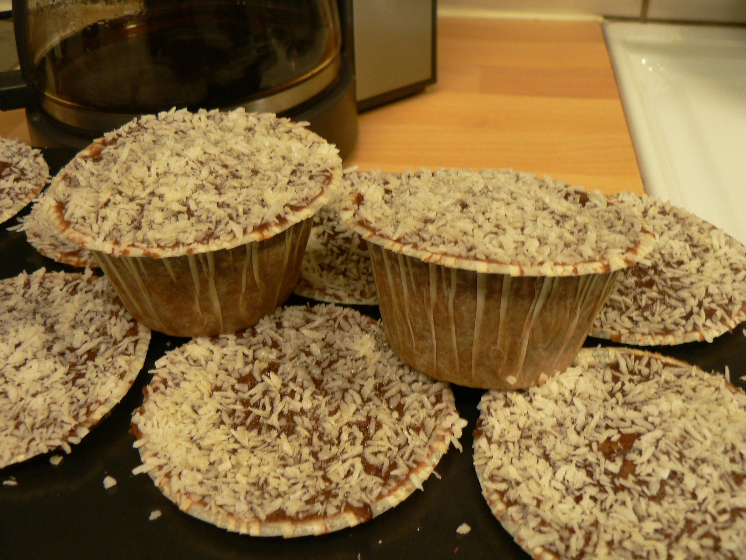 cocos muffins