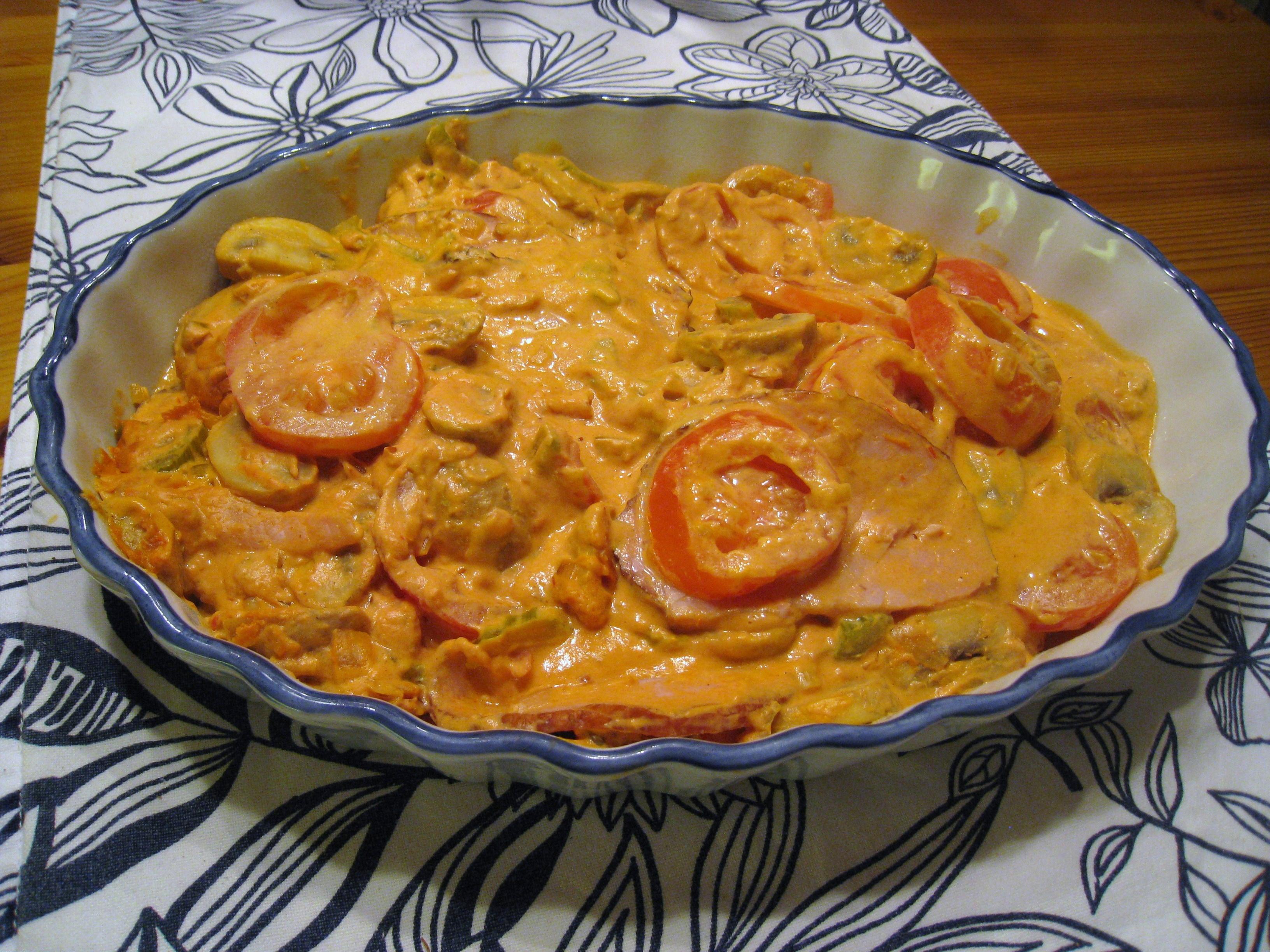 grönsaks salsa
