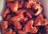 Mina bästa kycklingvingar