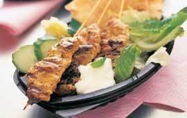 indiska kycklingspett