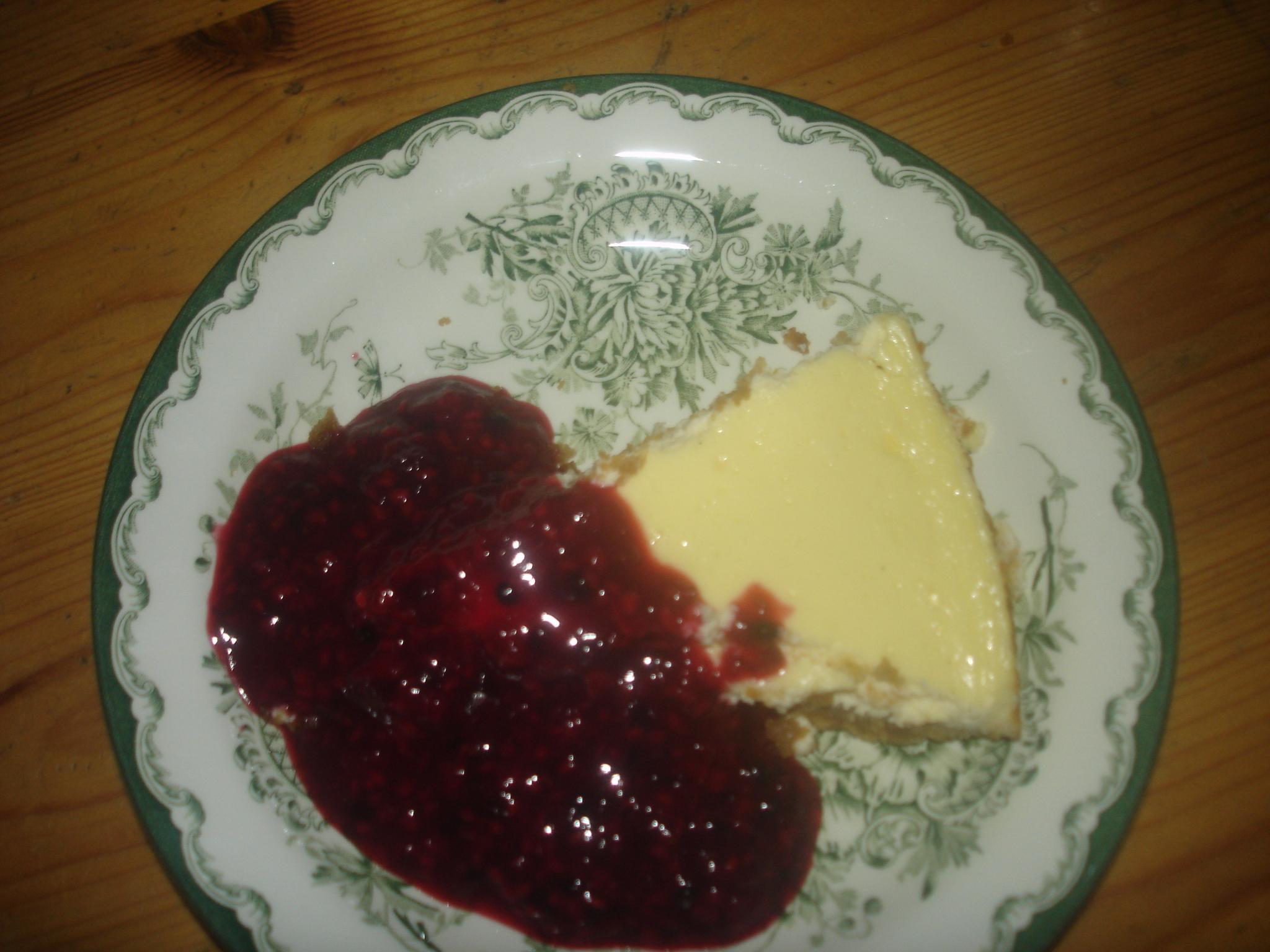phyllis cheesecake