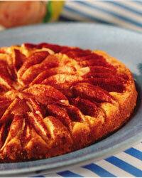 Sockerfri Äppelkaka