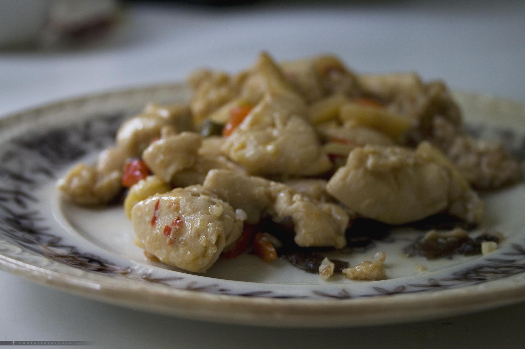 bulgur wok