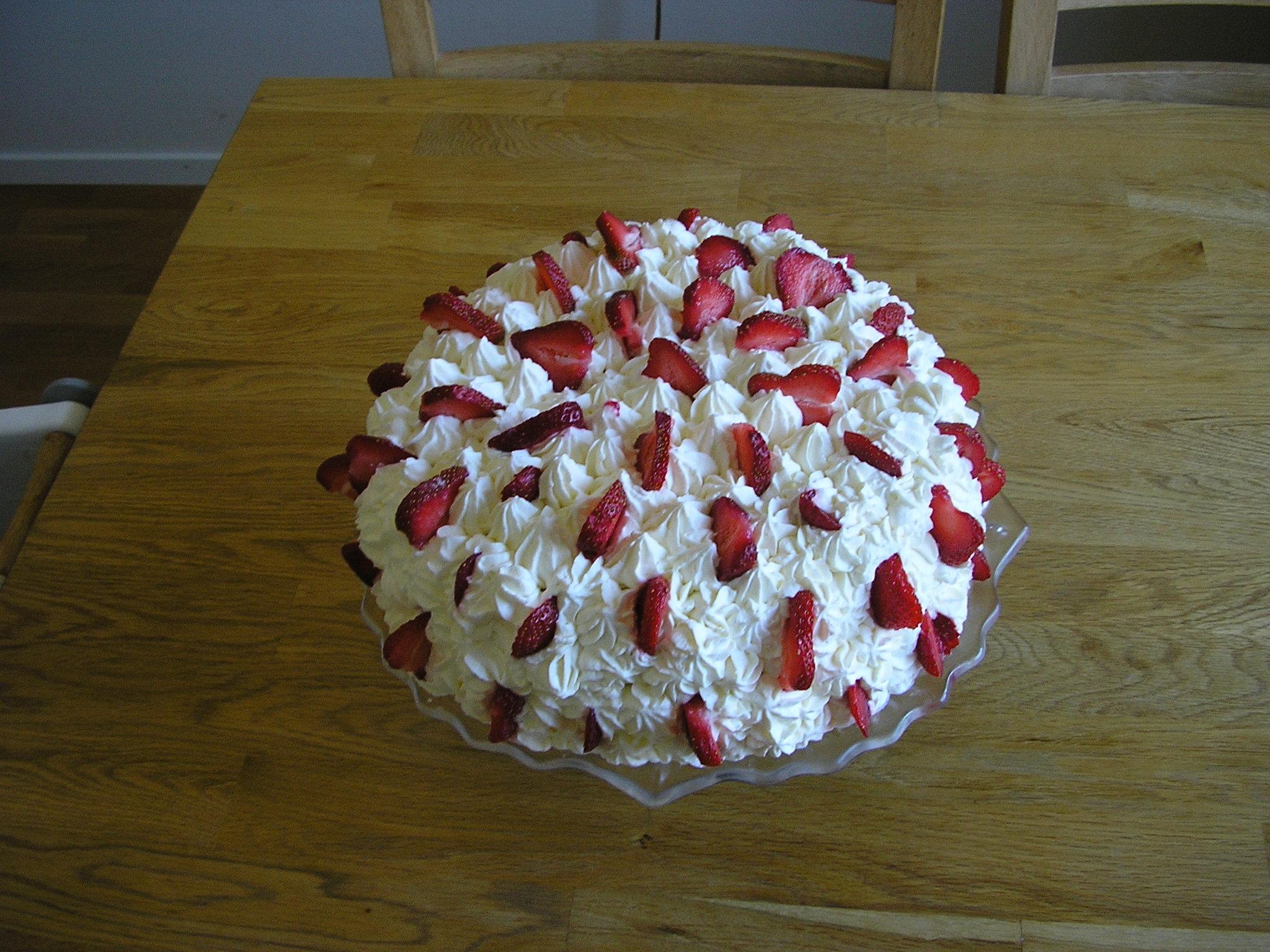 maräng tårtbotten