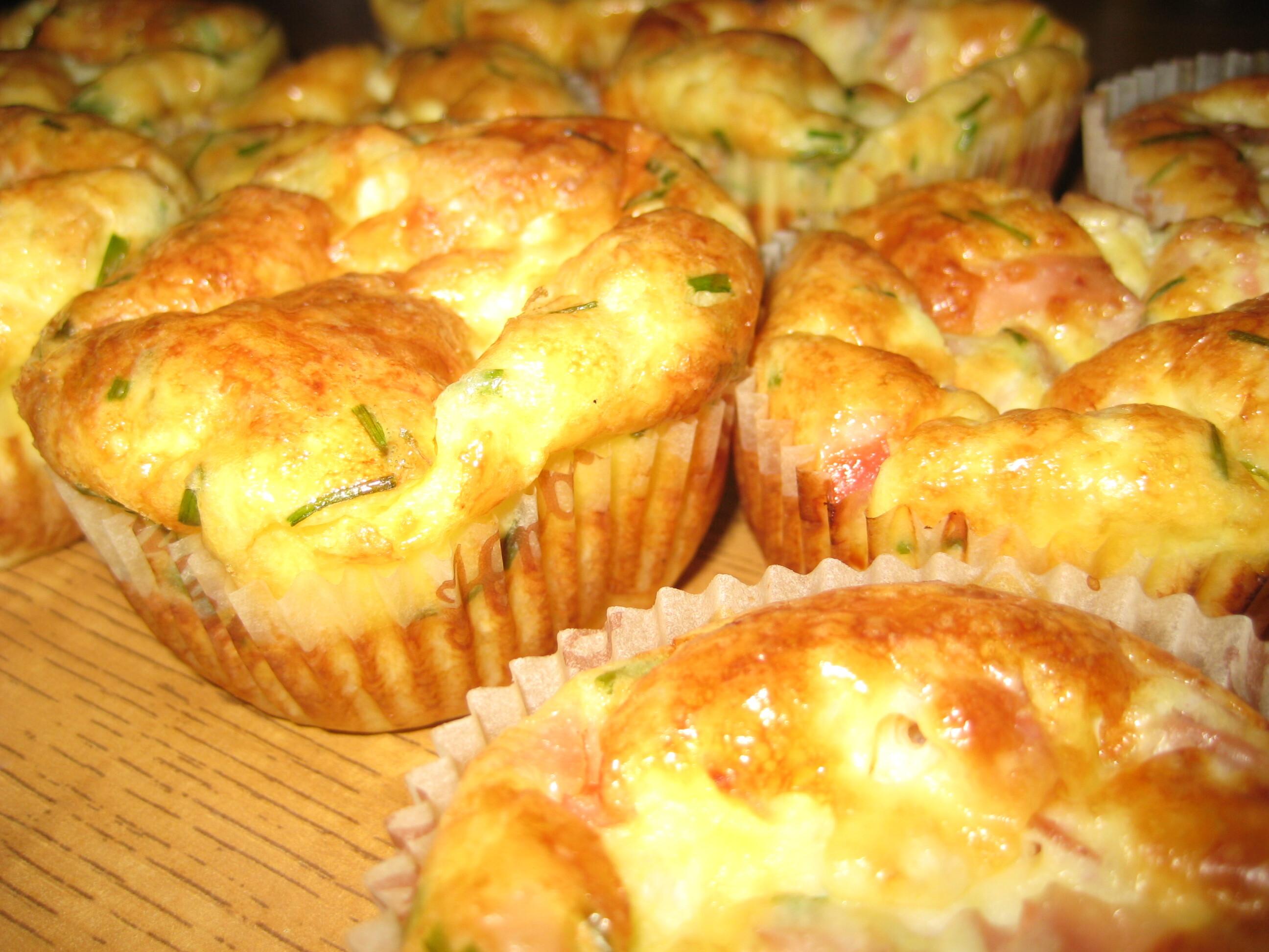 LCHF - Frukostmuffins