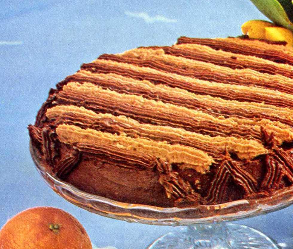 Chokladtårta me..