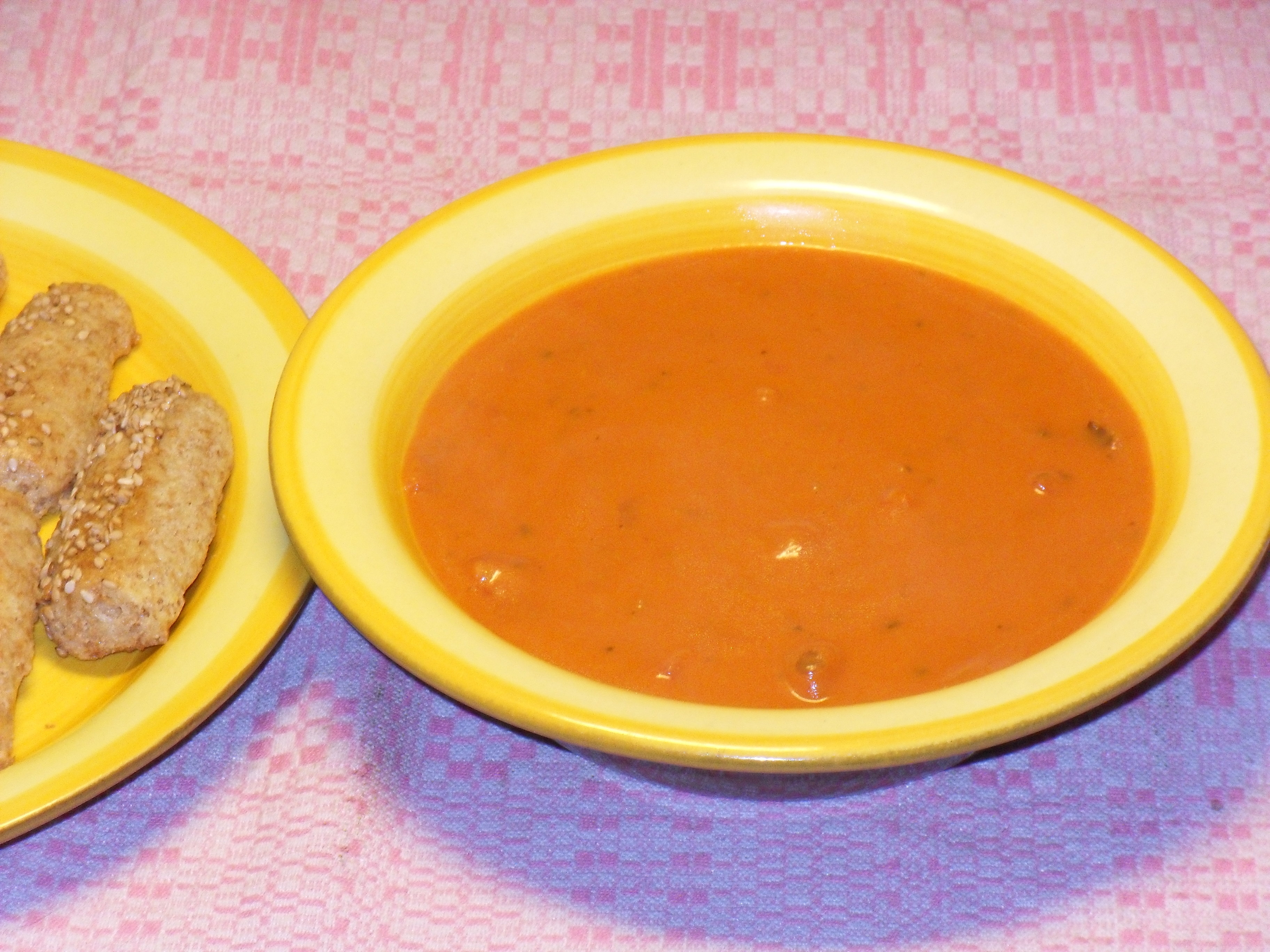 Tomat de paris soppa