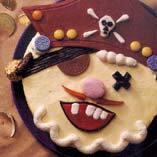 Kapten Kroks tårta