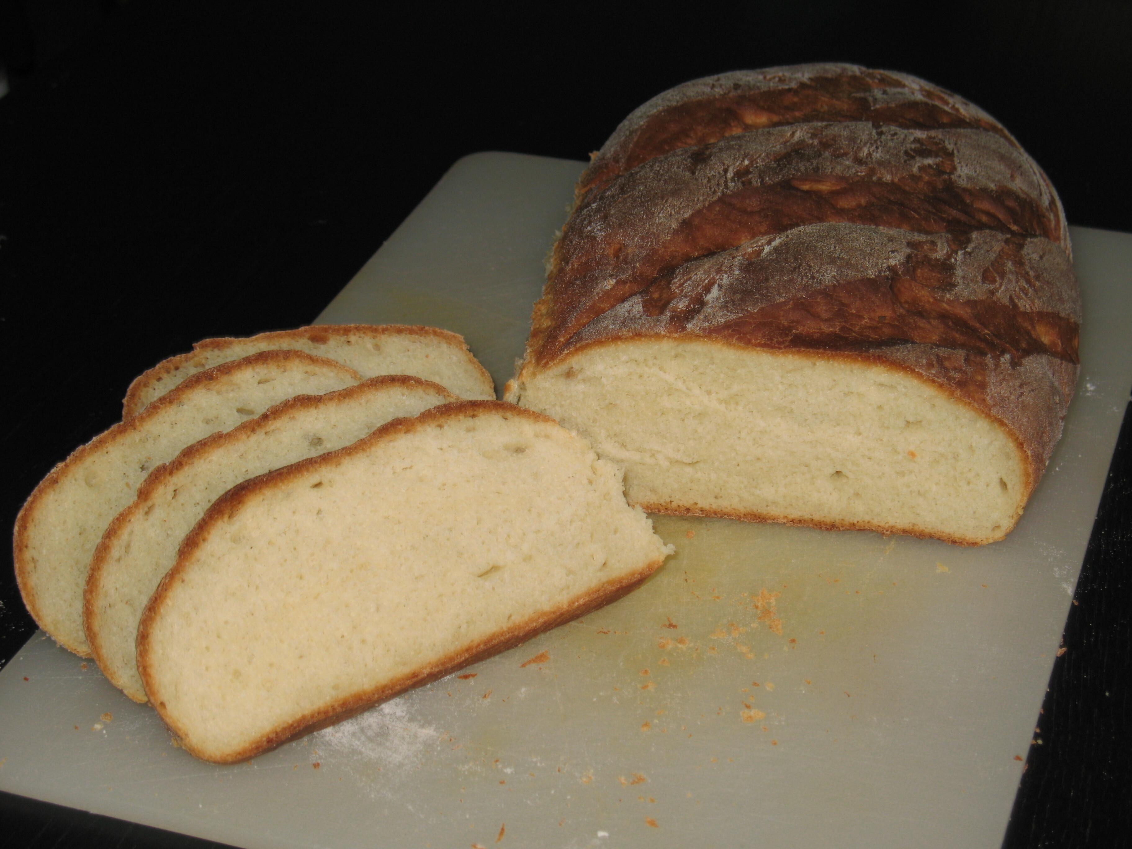 grekiskt lantbröd