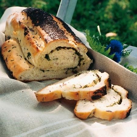 örtsmör till bröd